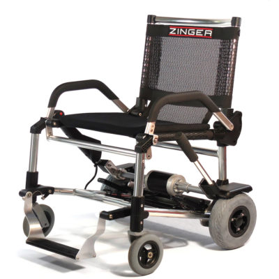 Zinger wheelchair with Armrests